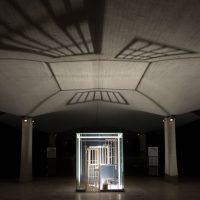 Firenze, la copia della cella di Nelson Mandela al Mandela Forum 2018-02-13 © Massimo Sestini