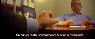 """Napoli, così l'azienda regionale cerca i trafficanti di rifiuti: """"Ci dobbiamo saziare tutti e ci lasciamo un po' d'appetito"""""""