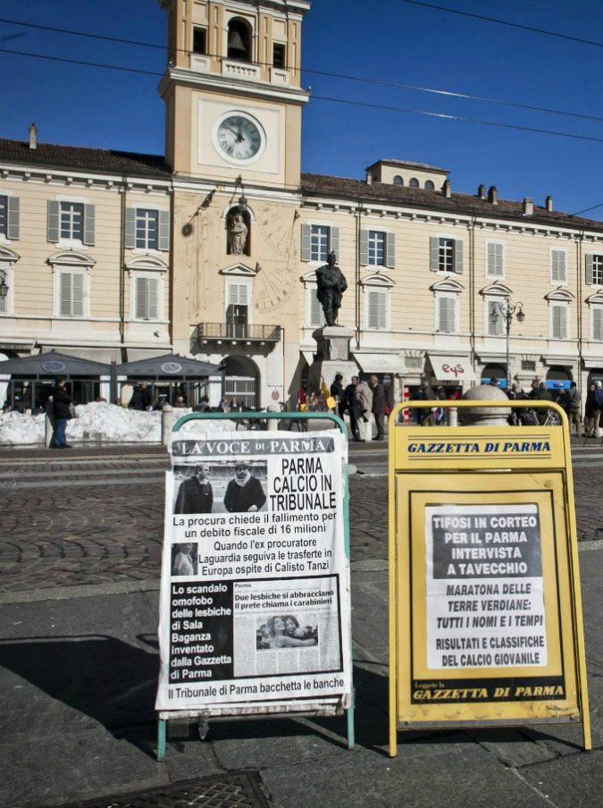 Parma la capitale della cultura 2020, battute Nuoro, Piacenza e Agrigento