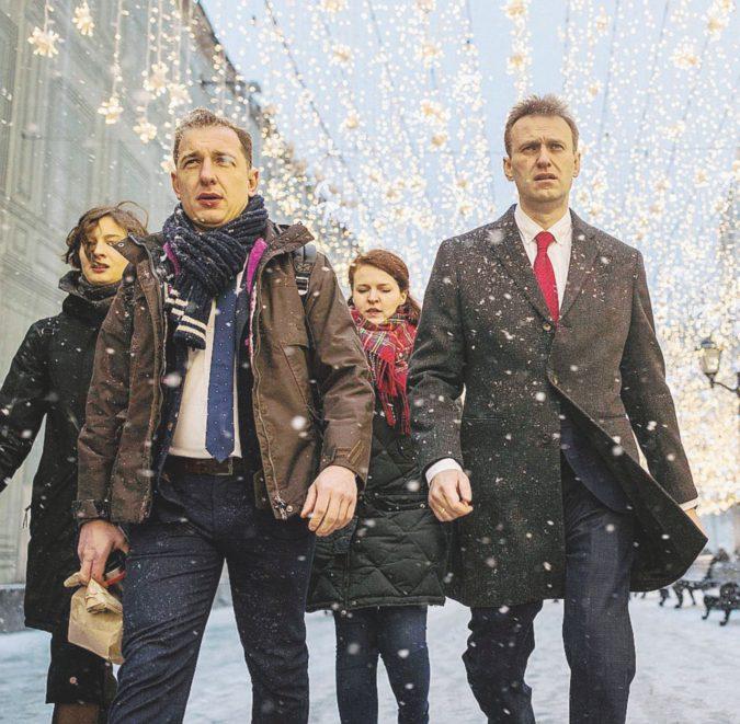 """Navalny e il """"pesciolino"""" che fa tremare lo """"zar"""""""