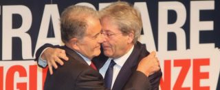 """Elezioni 2018, Prodi sceglie """"Insieme"""" e benedice Gentiloni: """"Ha le idee chiare"""""""
