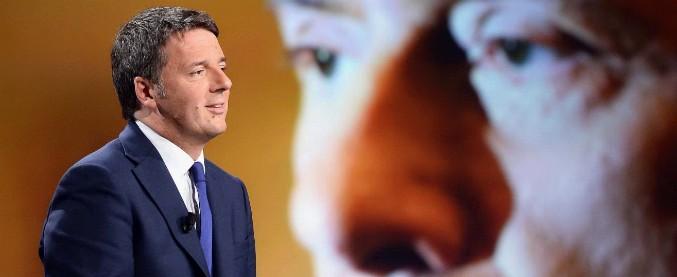 """Rifiuti, Renzi: """"Dimissioni di De Luca sono un gesto serio. Patto del Nazareno? Fu per le riforme, lo rifarei domattina"""""""