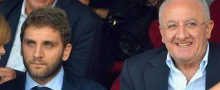 Napoli, giornalista di Fanpage aggredita a comizio del Pd. Presenti Vincenzo De Luca e il figlio Roberto