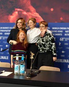 """Festival di Berlino 2018, applausi per """"Figlia mia"""" con Alba Rohrwacher e Valeria Golino: unico film italiano ..."""