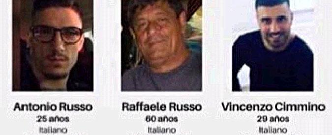 """Italiani scomparsi in Messico, il legale delle famiglie: """"Sono ancora vivi. Chiediamo invio di investigatori italiani"""""""
