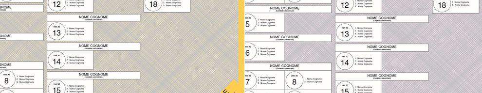 Elezioni, le trappole sulla scheda che rischiano di fregare l'elettore. Manuale breve: primo, conoscere (bene) i candidati