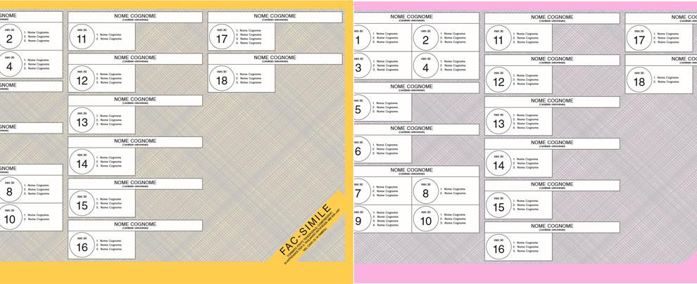 Elezioni 2018, come si vota il 4 marzo. Il fac-simile della scheda elettorale per Camera e Senato