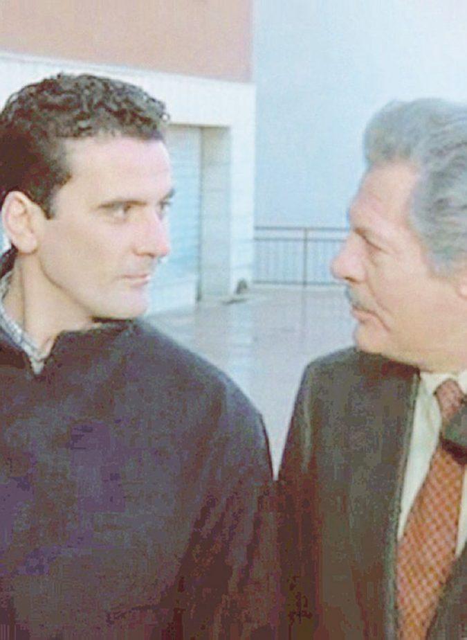 """""""Che ora è?"""" e il sodalizio con Marcello Mastroianni"""