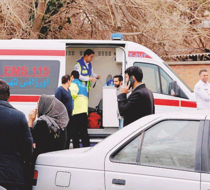 Iran, precipita aereo: nessun sopravvissuto