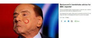 """Elezioni, la stampa inglese torna a prendere in giro Berlusconi: """"Bandito dai pubblici uffici ma vuole tornare premier"""""""