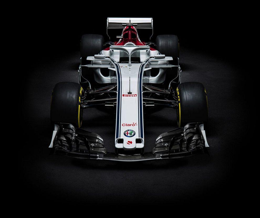 Nuova monoposto Alfa Romeo Sauber F1