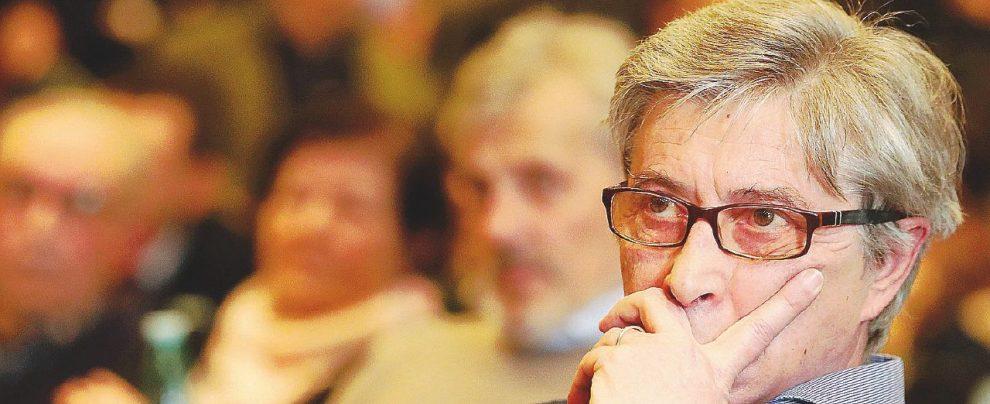"""""""Le radici non sono acqua: la sinistra sono io, non Casini"""""""
