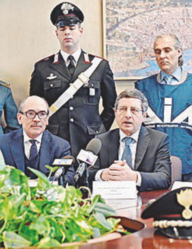 """Firenze-Reggio Calabria: sgominata la """"banca"""" dei clan di 'ndrangheta"""