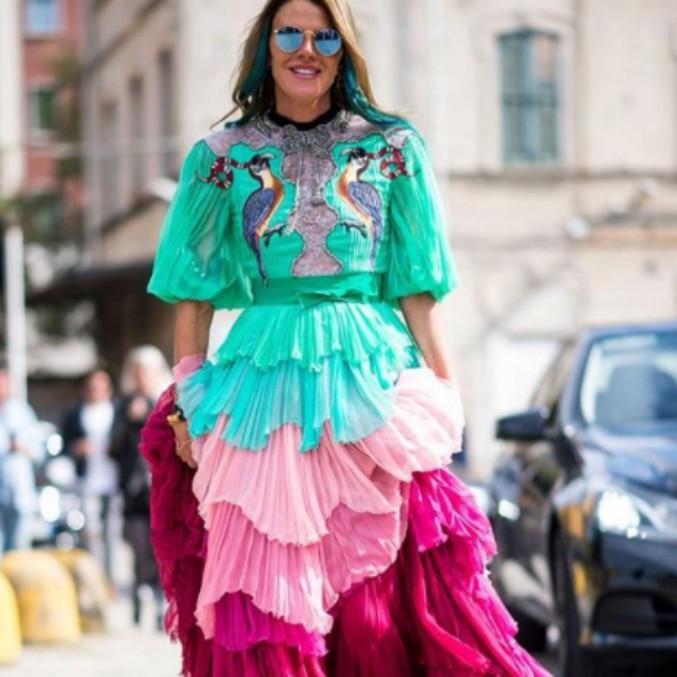 Milan fashion week 2018 anna dello russo mette in vendita - Anna russo immobiliare ...