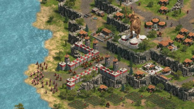 Age of Empires: Definitive Edition, il remake in 4k del cele