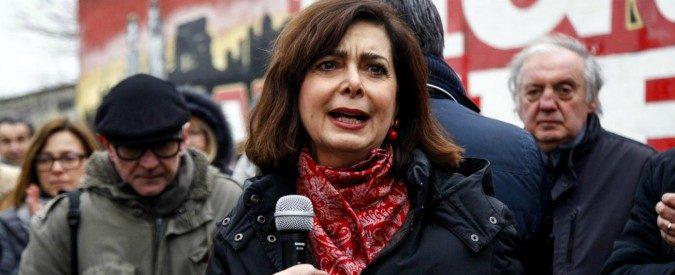 Boldrini contro 'i manager che guadagnano centinaia di volte più degli operai'. Ma sbaglia