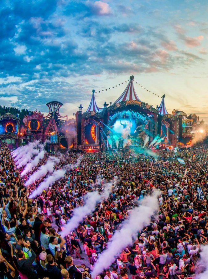 Tomorrowland 2018, in Italia per la prima volta. Il festival della musica dance ed elettronica sarà al Parco di Monza
