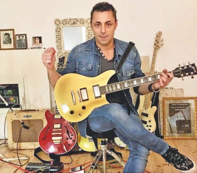 """""""Se fallisce Gibson mi do alla batteria. Però con Fender ho pagato il mutuo"""""""