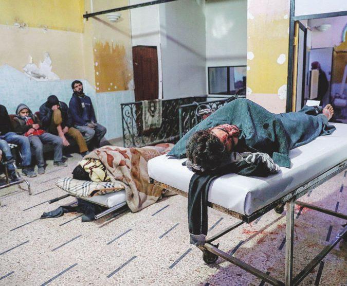I due volti di Assad: difende i curdi ma bombarda civili
