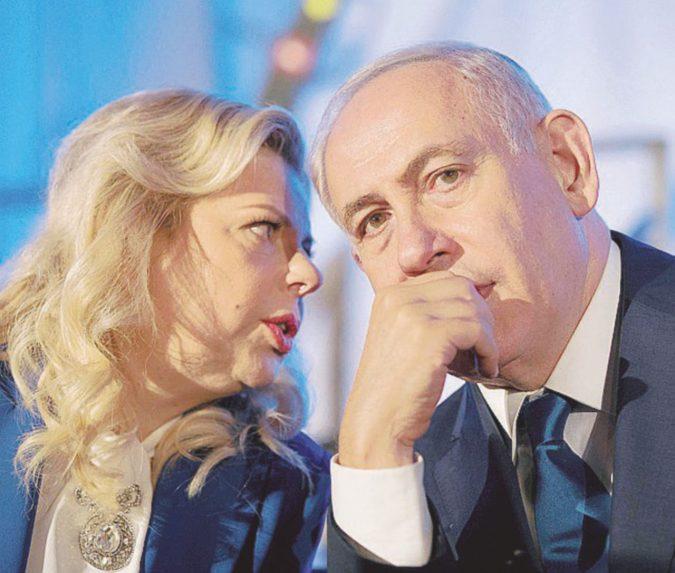 Bibi e Sara, House of Cards in salsa kosher