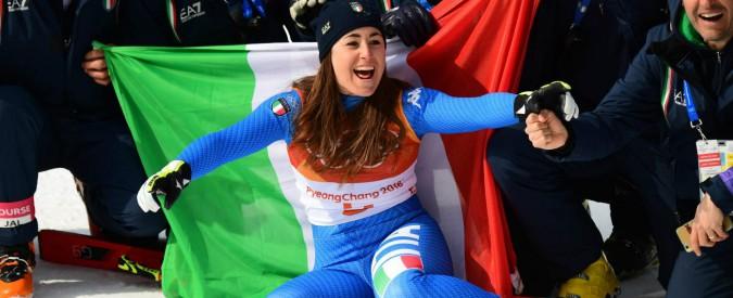 Olimpiadi invernali 2018: Sofia Goggia, quella bambina che a sei anni sognava di regalarci l'oro