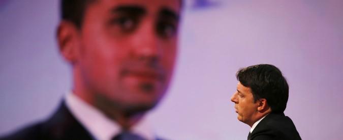 """Reddito di cittadinanza, Renzi: """"Pagati per stare a casa a far nulla"""". La Voce: """"È falso, nella proposta del M5s diversi obblighi"""""""