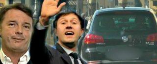 """Firenze, pass auto alla moglie di Renzi. La giunta Nardella: """"Abbiamo avanzato noi la richiesta per motivi di sicurezza"""""""