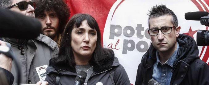 """Perugia, accoltellato militante di Potere al popolo. Grasso: """"E' odio politico, non aspettiamo il morto"""""""