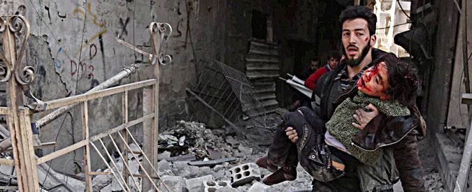 Save the Children: 357 milioni di bambini in zone di guerra. La Siria è il paese dove le conseguenze sono peggiori