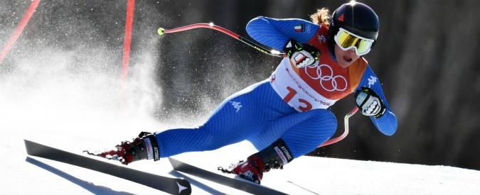 Olimpiadi invernali 2018, Sofia Goggia d'oro nella discesa libera: è la prima italiana a fare l'impresa