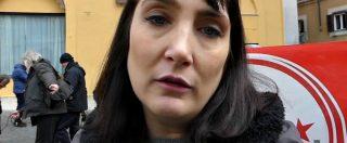 """Militante di Potere al popolo accoltellato, Viola Carofalo: """"Fascisti e Forza nuova sono i mandanti morali"""""""