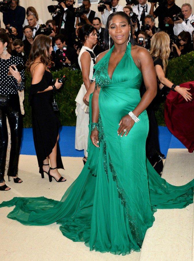 """Serena Williams confessa: """"Durante il parto ho rischiato di morire"""""""