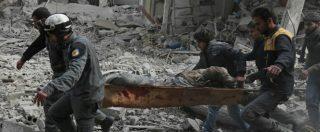 """Siria, 4° giorno di raid sulla Ghouta est: """"Oltre 300 morti, tra cui 72 bambini"""". Save The Children: """"Peggio di Aleppo"""""""