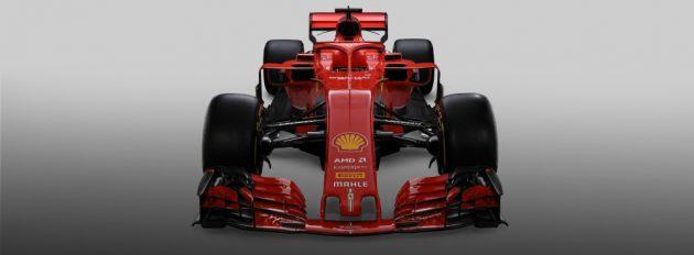 Ferrari SF71H, svelata la monoposto che correrà il prossimo campionato di F1 – FOTO e VIDEO