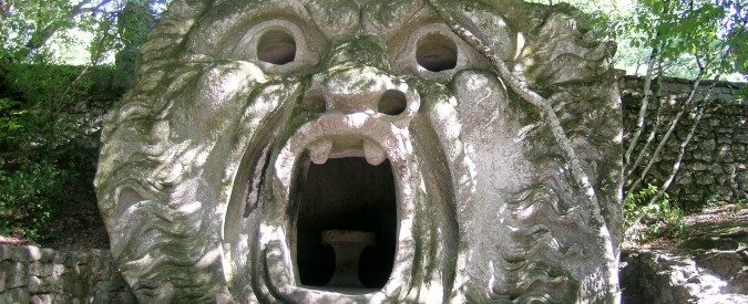 Il Parco dei Mostri a Bomarzo: affascinante, insolito, misterioso