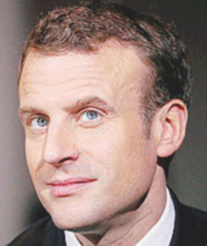 Macron complotta, Sarko spia: vive la France!