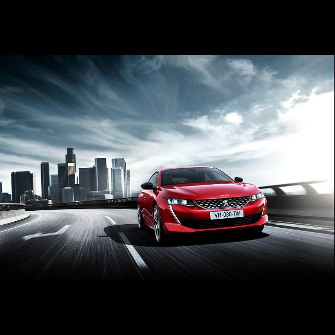 Peugeot 508, a Ginevra arriva la berlina che sembra un coupé – FOTO