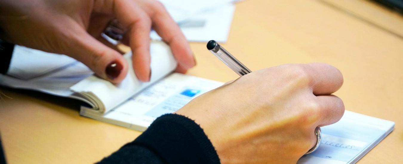 Ho ricevuto una multa da 6mila euro per un assegno senza la scritta 'non trasferibile'