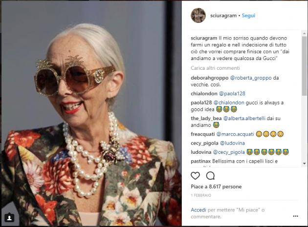 Sciuragram, dimenticate le fashion blogger. È questo il vero