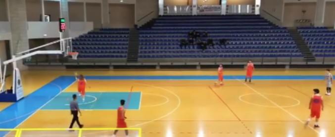 Basket, squadre Under 18 giocarono a perdere: due allenatori e un dirigente squalificati per 3 anni