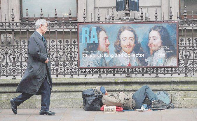Il nuovo racket: senzatetto ridotti come schiavi