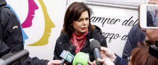 """Elezioni, Boldrini: """"Guanti bianchi tra Renzi e Berlusconi"""". Martina (Pd): """"E' Liberi e Uguali che aiuta la destra"""""""