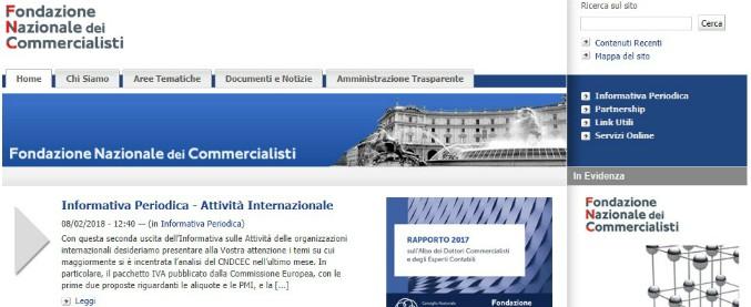 """Fondazione commercialisti, esposto all'Anac: """"Opacità nell'assegnazione di incarichi di ricerca retribuiti"""""""