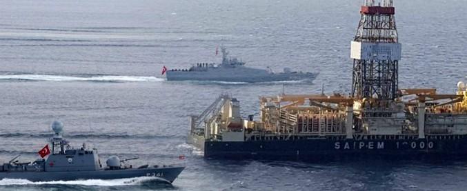 Cipro, dopo il blocco e le minacce turche Eni rinuncia: la nave Saipem 1200 cambia rotta e si dirige in Marocco