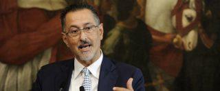 Basilicata, si dimette il governatore Pittella (Pd). Era sospeso dal luglio scorso