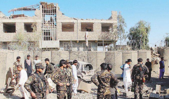 Talebani e Daesh, gara  a chi semina terrore