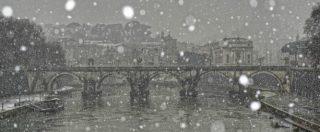 Roma, scuole chiuse lunedì per i rischi di neve e forti gelate. Ridotti anche i bus