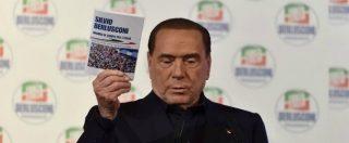 """Berlusconi: """"Il Falso quotidiano mi accusa di aver pagato la mafia"""". È scritto nero su bianco nella sentenza Dell'Utri"""