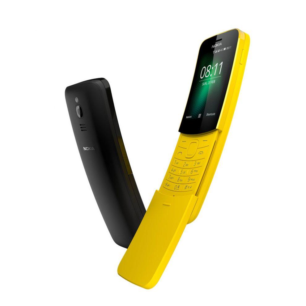 Nokia 8 Sirocco ufficiale: il primo top di gamma con Android One