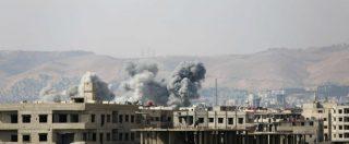 Siria, continuano bombardamenti nel Ghouta nonostante la tregua approvata dall'Onu. Merkel e Macron incontrano Putin